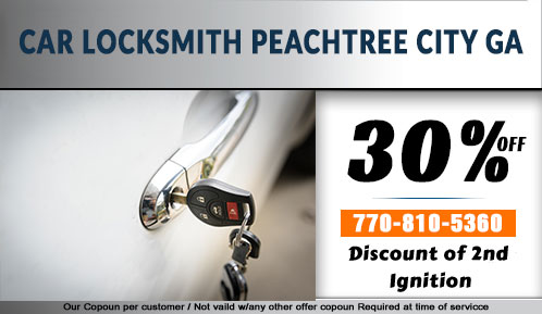 car key service Peachtree City GA